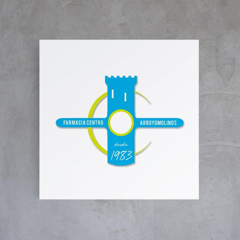 Diseño de logotipos para farmacias