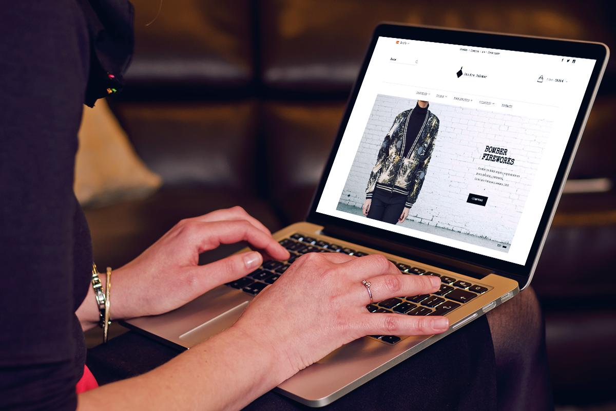 Desarrollo de tienda online