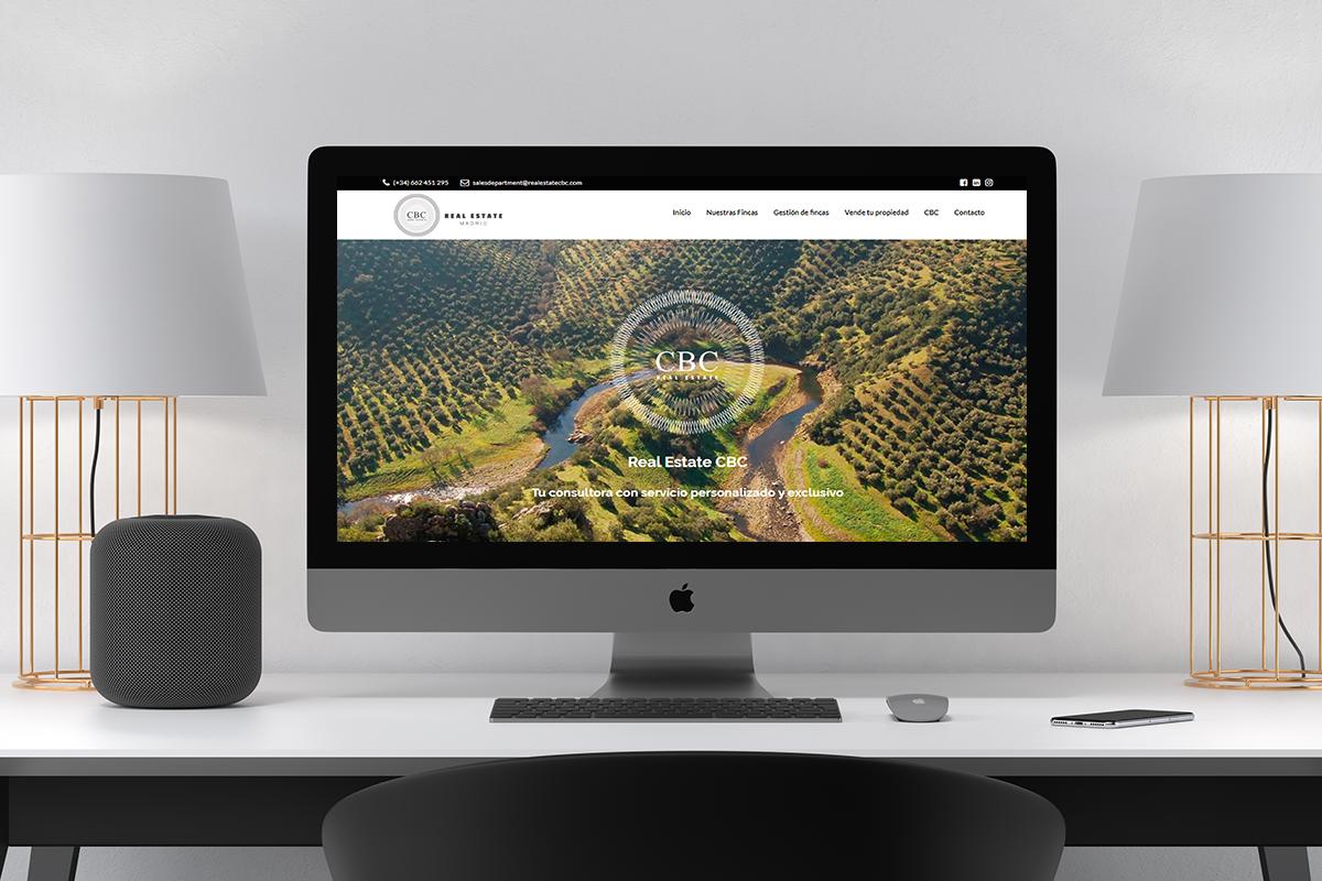 CBC Diseño web