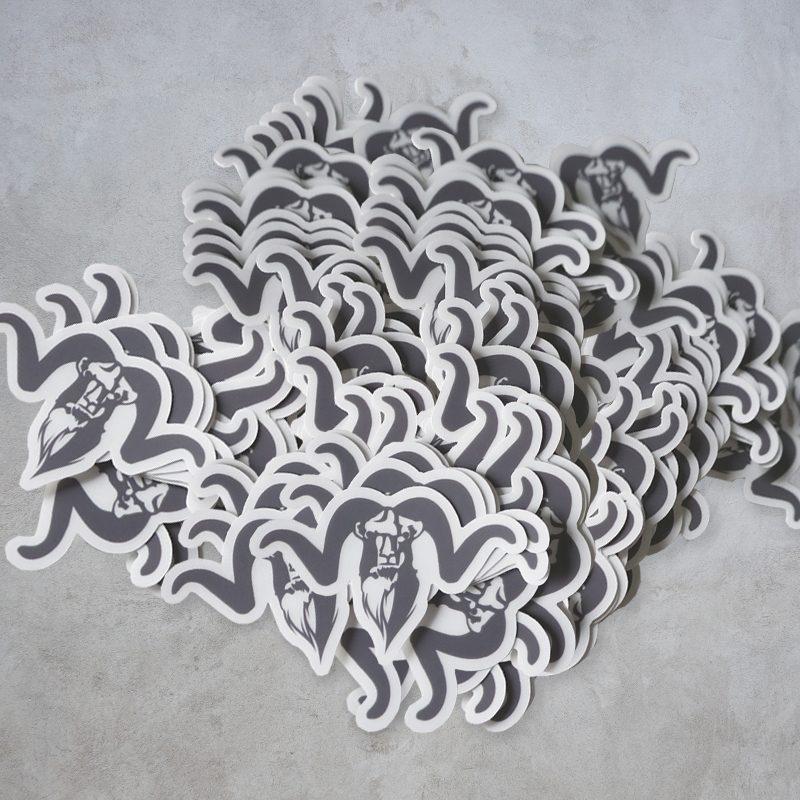 Diseño de pegatinas
