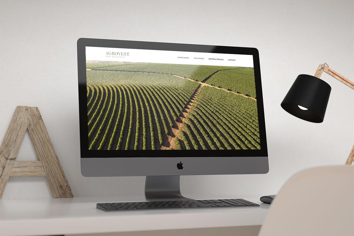 Desarollo web para empresas de agricultura