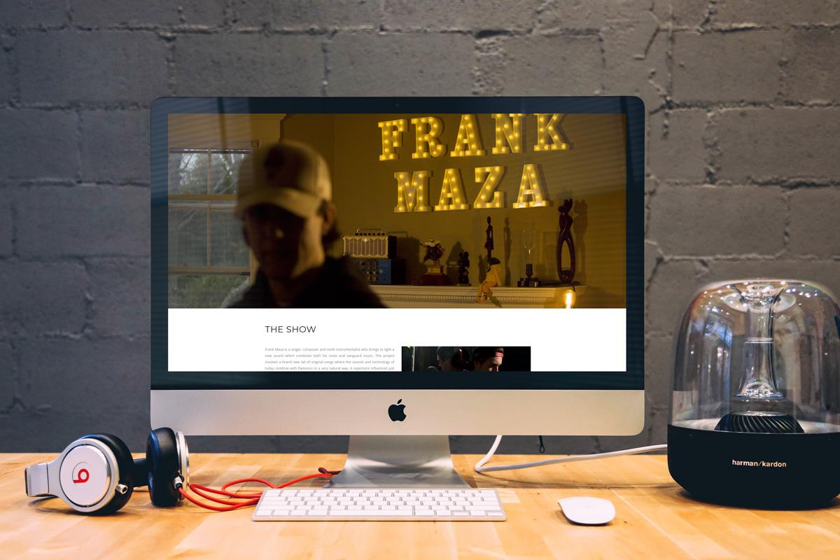 Frank-Maza-Diseno-Web